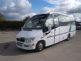 19 Seat Executive Mini Coach
